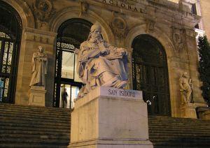 San Isidoro Biblioteca Nacional