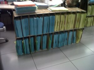 Mesa de despacho NOJ